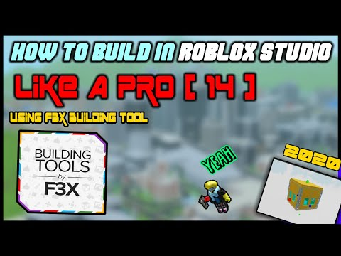 How To Add Meshes In Roblox Using F3x Tools Youtube Roblox Studio Using F3x Building Tool Noob To Pro Part 14