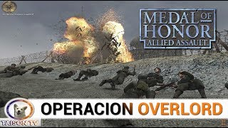 Medal of Honor Allied Assault Operación Overlord Normandía Misión 3