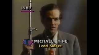 MTV 1987 R.E.M. Spot