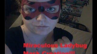 Video Cosplay Creation: Ladybug Mask download MP3, 3GP, MP4, WEBM, AVI, FLV Juli 2018