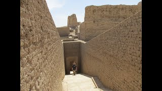 Special Permission Access: Rooms And Tunnels Under The Valley Of The Queens In Egypt
