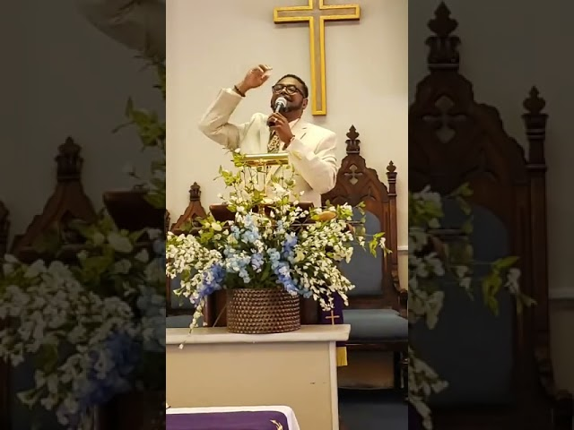 **It Is Finished**  Foston Chapel BC sermon