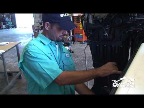 FS Seminar - Boat Maintenance - Changing Engine Oil