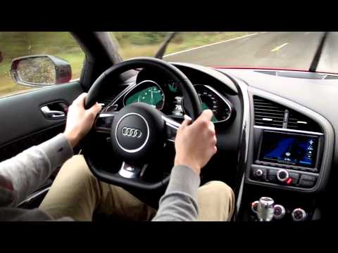 Audi R8 - Video Review