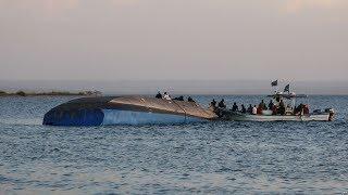 SERIKALI yaja na tiba ya kuzuia ajali za majini/ MV Nyerere kukarabatiwa