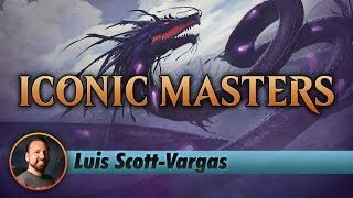 channel lsv iconic masters draft 2 deck tech matches