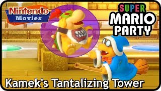 Super Mario Party: Kamek's Tantalizing Tower (30 turns! 2 Players, Master Difficulty)