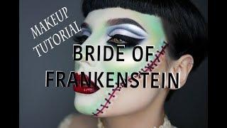 BRIDE OF FRANKENSTEIN Makeup Tutorial