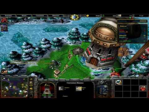 скачать карту 23 расы для Warcraft 3 Frozen Throne - фото 8