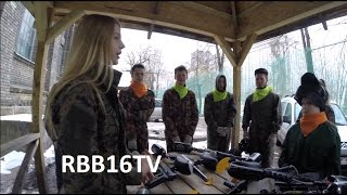 Gopro: Paintball Warfare Latvia 2017