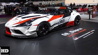 Hot News !!! Toyota GR Supra Racing Video Teaser
