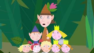 Ben and Holly's Little Kingdom | Dinosaur Special! | 1 Hour Compilation | HD Cartoons for Kids