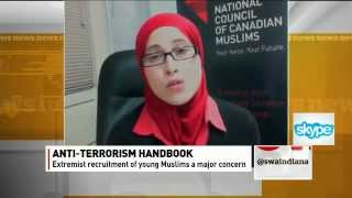 NCCM's Amira Elghawaby on CBC News about anti-extremism efforts