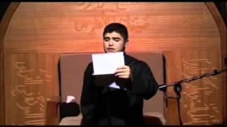 Prophet mohammad Martrydom Hussein Al Kathomi