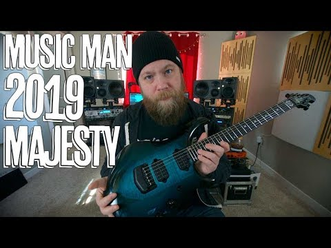 Music Man 2019 Majesty - Demo