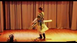 таджикский мужской танец