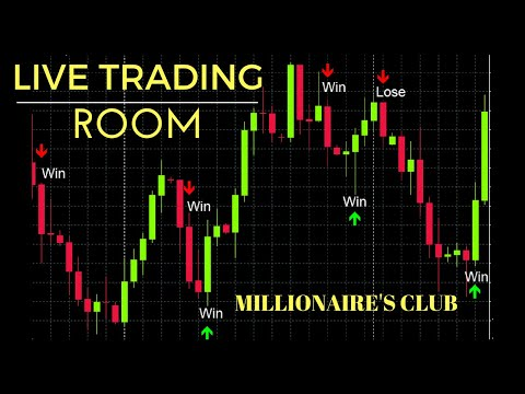 Forex live trading room signals review week 2 by David