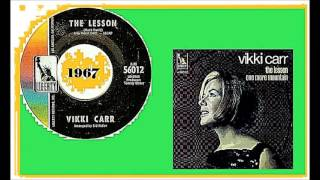 Watch Vikki Carr The Lesson video