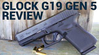 Glock Gen 5 G19 Review