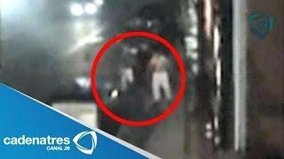 Peleador de kick boxing da tremenda paliza y mata a un hombre en el DF