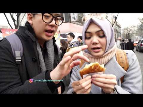 COMEDY TRAVELER - Makin Lama Di Korea Makin Baper (21/01/17) Part 3