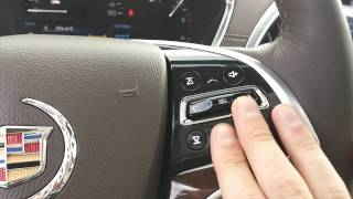 Cadillac SRX Product Knowledge and Delivery PT 1