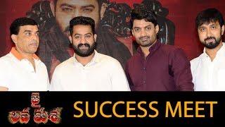 Jai Lava Kusa Success Meet Jayotsavam NTR, Raashi Khanna, Nivetha Thomas