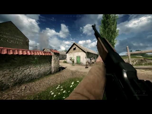 sofrencia de um noob - bf1 - BAR M1918 - caça ao pombo - xbox one