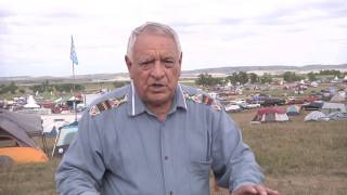 Dakota Access Pipeline: Phil Lane Jr