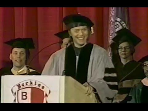 David Bowie - Berklee Commencement Address