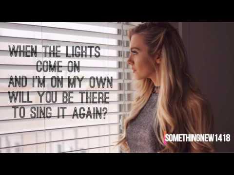 Samantha Harvey -  Can I Be Him (Lyrics)