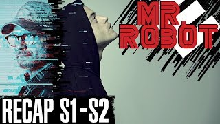 Mr. Robot | Season 1 and 2 RECAP - in 5 Minutes