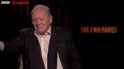 Anthony Hopkins: I know nothing; Certainty destroys people