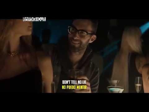 Animals - Maroon 5  with Lyrics English & Español