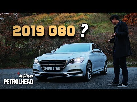 2019 Genesis G80 Review - What's new on G80 2019 (3.3 GDi/8speed/HTRAC)