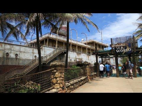 Südafrika - uShaka Marine World in Durban