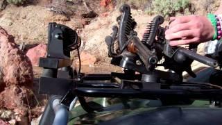 Custom Gun Rack System Silverstateatv.com