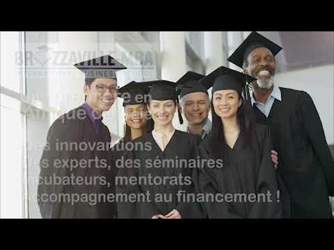 brazzaville mba formation finance