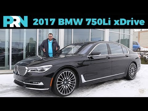 The Ultimate Driving Machine | 2017 BMW 750Li xDrive | TestDrive Spotlight