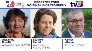 Municipales 2020. Débat du second tour à Voisins-le-Bretonneux