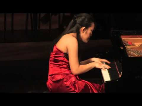 Mélodie Zhao - Mazeppa - Liszt 12 Etudes d'exécution transcendante n° 4