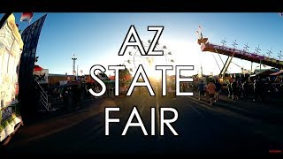 The Arizona State Fair 2017 with an X1D, Em1 MKII and A9! Making Memories.