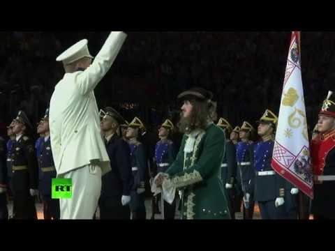 Прямая трансляция Парада Победы в Москве 2015. Лучшие моменты