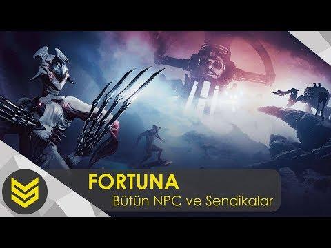 Warframe: FORTUNA Rehberi | Bütün NPC ve Yeni Sendikalar thumbnail