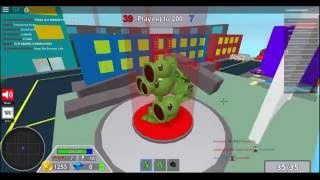 roblox plants vs zombies battle grounds part 9. roof party update!