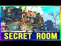 Fallout 4: Diamond City Secret Room Location! (NEW Easy Method)