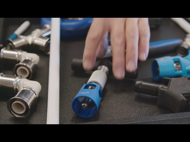 How To Cut, Calibrate and Press Our Multilayer Pipe and Fittings - Multipipe