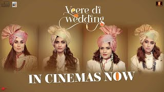 Veere Di Wedding Trailer Kareena Kapoor Khan Sonam Kapoor Swara Bhasker Shikha Talsania June 1 Youtube