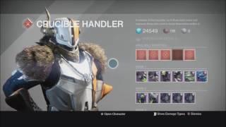 Destiny How To Get TTK Ship Fatal Vision