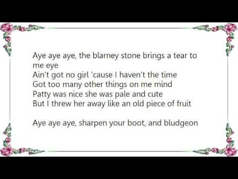 Ween - The Blarney Stone Lyrics